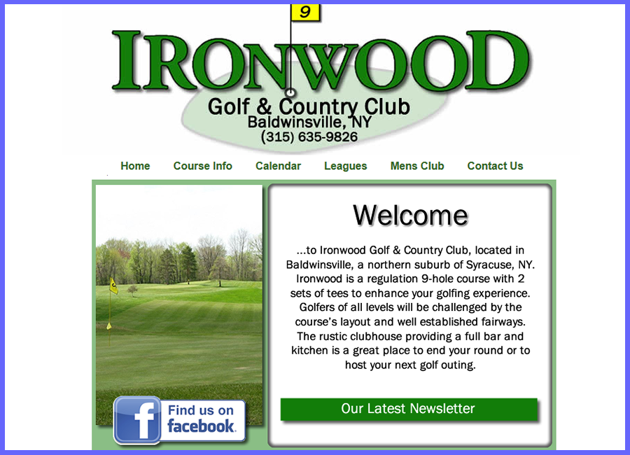 Ironwood Golf