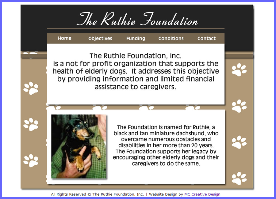 The Ruthie Foundation